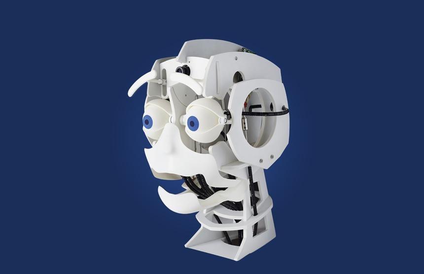 Exposició_Robots. Els humans i les màquines