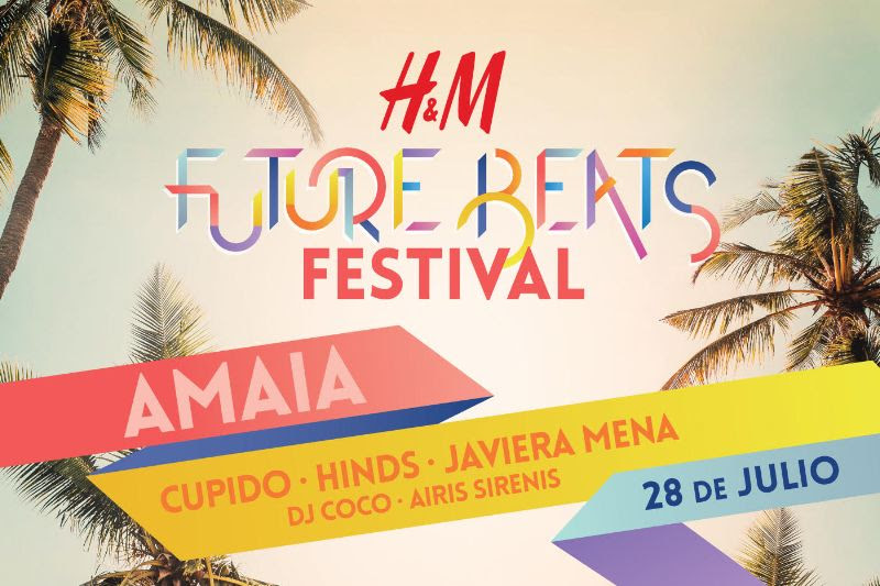 H&M Future Beats Festival